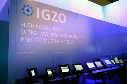 IGZO Displays